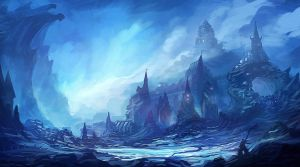 cold gorge by xpe
