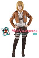 Attack on Titan Armin Arlert Cosplay by miccostumes