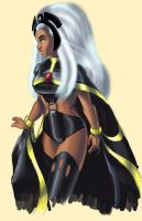 Storm Again by avidcartoonfans