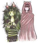 Disciple and Signless by KATCOO13