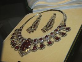 Ruby Jewelry 01 by LithiumStock