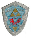 Hylian Shield by KingBoo1