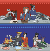 TAOPAK Cooking Competition by MintyDreams7