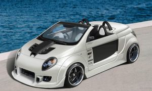 Fiat 500 by themjdesign