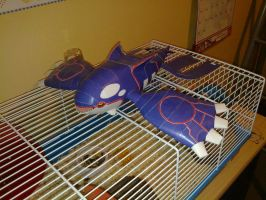 Kyogre papercraft picture 2 by Marlous2604