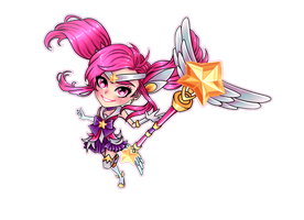 Lux -Star Guardian- :Chibi: by nixiescream