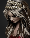 Sarah Brightman by JustCin