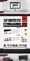 Party.net - Corporate Design by razr-designs