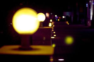 Night lamps by Hiki-no-more