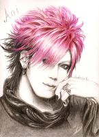 AOI (The GazettE) - Commission - by Samy-Consu