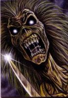 Aceo Iron Maiden Card 1 by taplegion