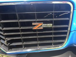 Cairo Z28 badge by Car-lover33