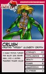 Trading Card - Crush by OriginalUnoriginal