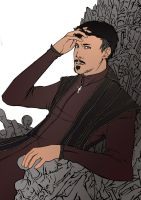 Lord Baelish by Bestrice