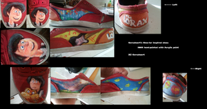 Once-ler shoes by Gorseheart