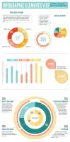 infographic elements V.07 by JuliaPainter