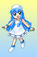 Squid Girl by CardcaptorKatara