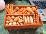 Miniature breads by AnhKhoiLe