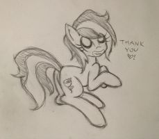 Thank you! by dream-star-slash
