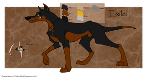 .: Exile Temp Ref :. by BeachBumDunkin
