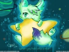 When you hold onto a star. . . by Sukoro24