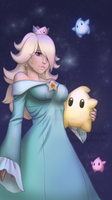 Galaxy Princess - Rosalina by emm-gee