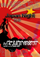Japan Night by xwcg