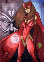 Wanda + Magnus PSC by Foreman by chris-foreman