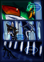 Exile Chapter One: Vilify Page Five by Litwicke