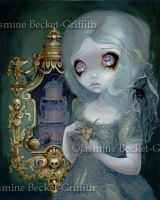 Miss Havisham by jasminetoad