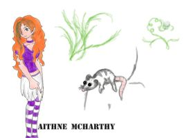 Aithne McHarthy by Fire-and-ice333