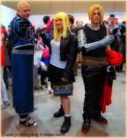Armstrong, Winry, Edward_ by JamieCool