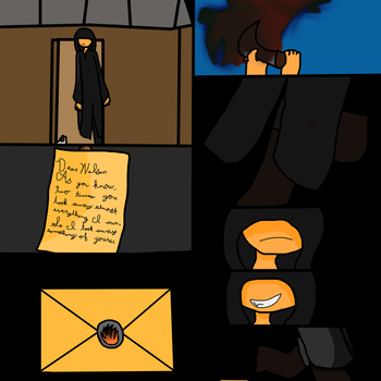 Comic - Page Two (1/1) by glibmonster