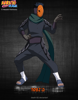 Tobi ( Uchiha Obito-Zetsu ) by Death-92