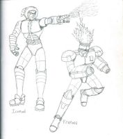 MM Robot Masters 02 by Gonzocartooncompany