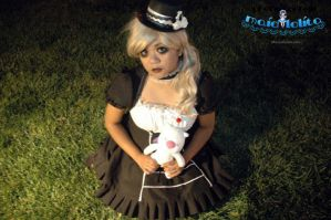 Maid Lolita Photo Contest - #1 Karla by miccostumes