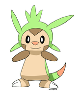 chespin *animated* by miischaa