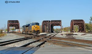 CSX BI Crossing 0114 10-25-14 by eyepilot13