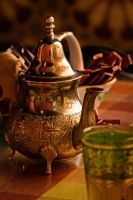 Moroccan Tea by Eloren