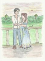 Prince Dhiren and Kelsey Hayes by DanyDaniella