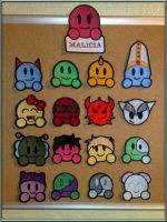 Emotes embroidery by Kavel-WB