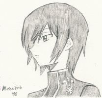 Lelouch by InuKid