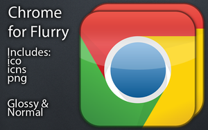 Chrome for Flurry by will-yen