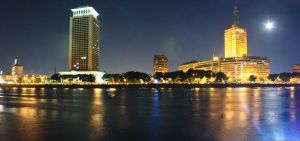 Another Bad Panorama by NourhanB