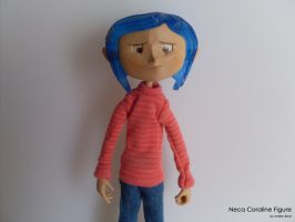 My Coraline figure by smileybeat
