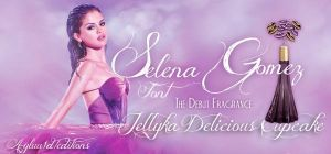Selena Gomez The Debut Fragance Font by Ayluu1D