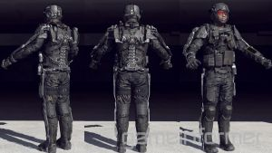 Call-of-Duty-Advanced-Warfare-Exo-suit by jonasmax10
