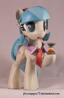 Coco Pommel by frozenpyro71