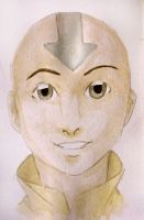Aang by lobsterattack