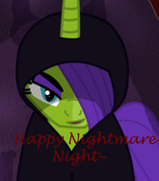 Nightmare Night. by FrostQuill